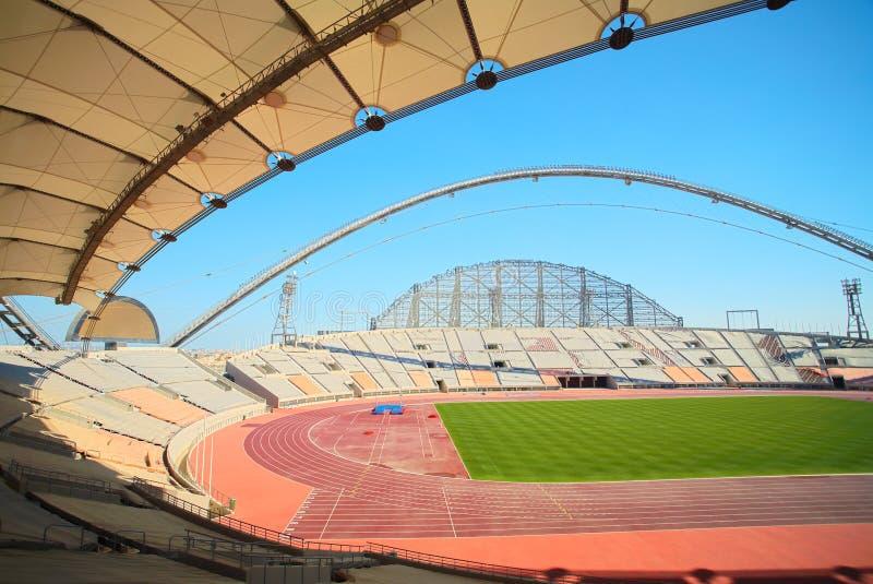 αθλητικό στάδιο khalifa στοκ φωτογραφία με δικαίωμα ελεύθερης χρήσης