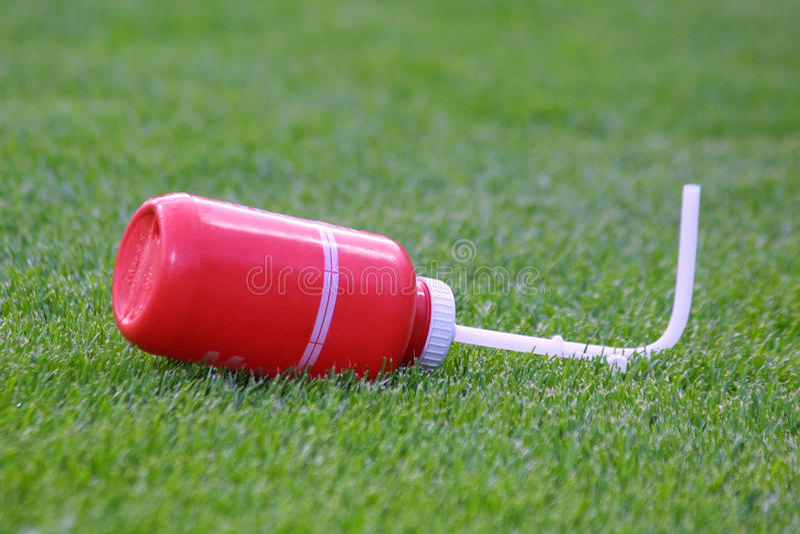 αθλητικό ύδωρ μπουκαλιών στοκ φωτογραφίες με δικαίωμα ελεύθερης χρήσης