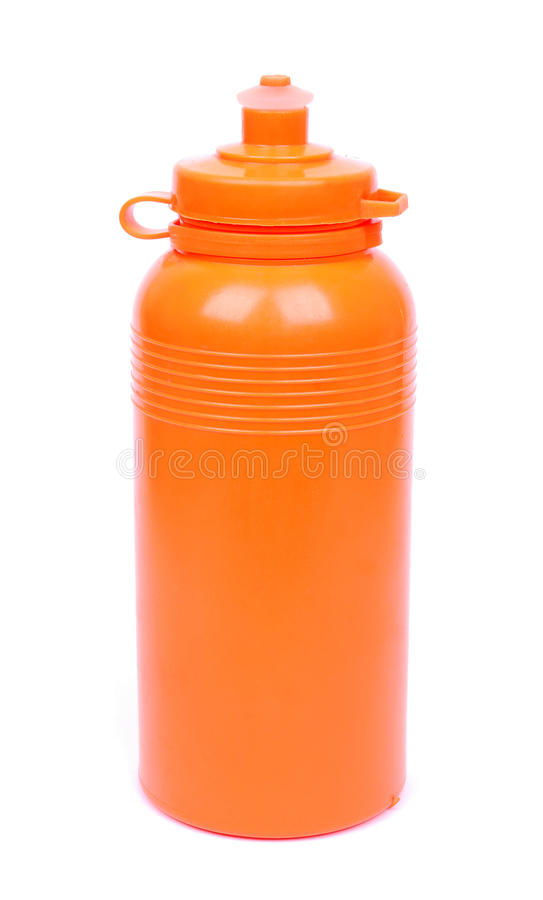 αθλητικό ύδωρ μπουκαλιών στοκ εικόνες
