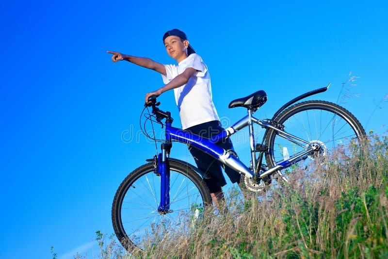 αθλητισμός αγοριών ποδη&lambd στοκ εικόνες με δικαίωμα ελεύθερης χρήσης