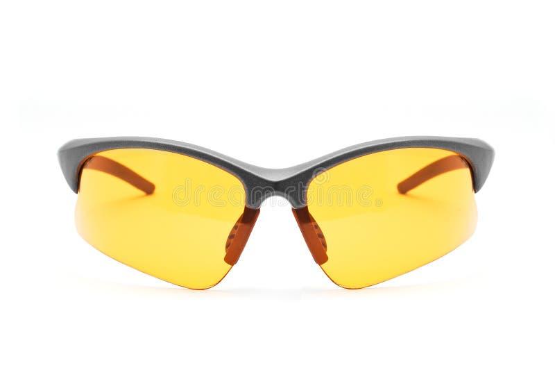 Αθλητικά γυαλιά ηλίου στοκ εικόνα με δικαίωμα ελεύθερης χρήσης