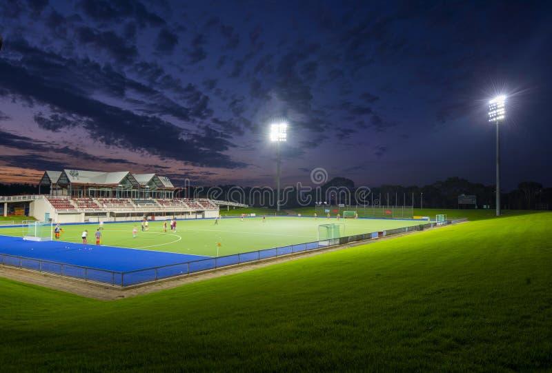 Αθλητικός τομέας στοκ εικόνες με δικαίωμα ελεύθερης χρήσης