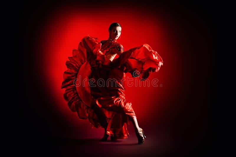 Αθλητικός χορευτής στοκ εικόνες με δικαίωμα ελεύθερης χρήσης
