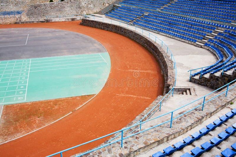 Αθλητικός χώρος στοκ φωτογραφία με δικαίωμα ελεύθερης χρήσης