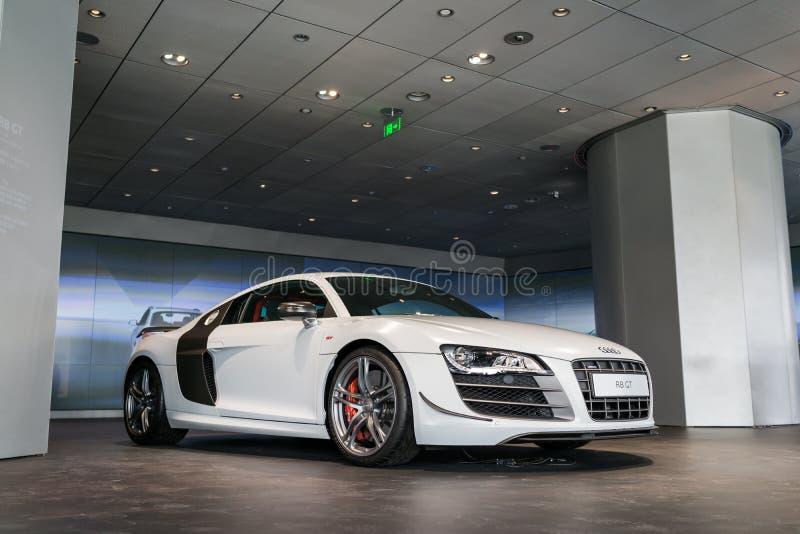 Αθλητικό αυτοκίνητο για την πώληση στοκ εικόνες