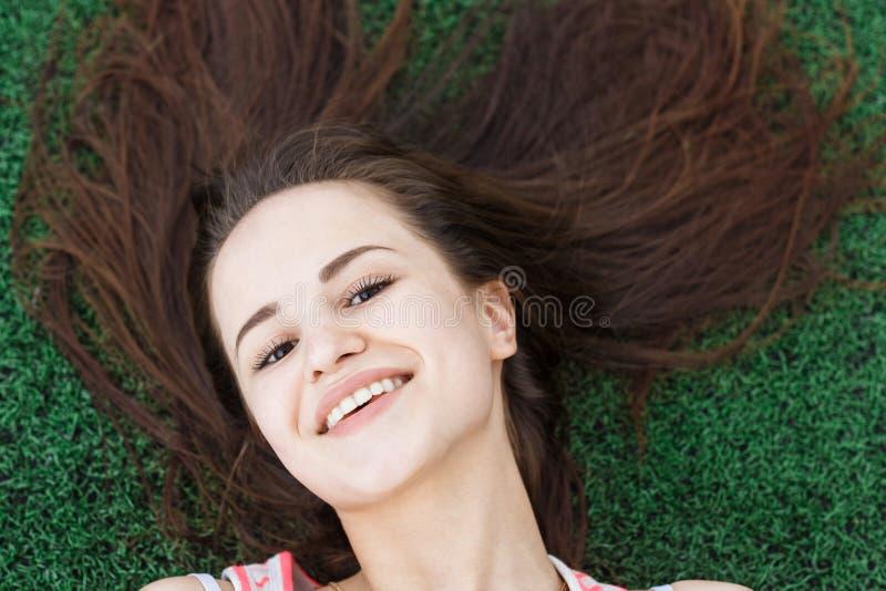 Αθλητικό κορίτσι στοκ εικόνα με δικαίωμα ελεύθερης χρήσης