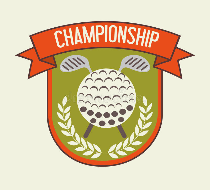Download Αθλητικό παιχνίδι γκολφ κλαμπ γραφικό Απεικόνιση αποθεμάτων - εικονογραφία από λέσχη, παιχνίδι: 62702380