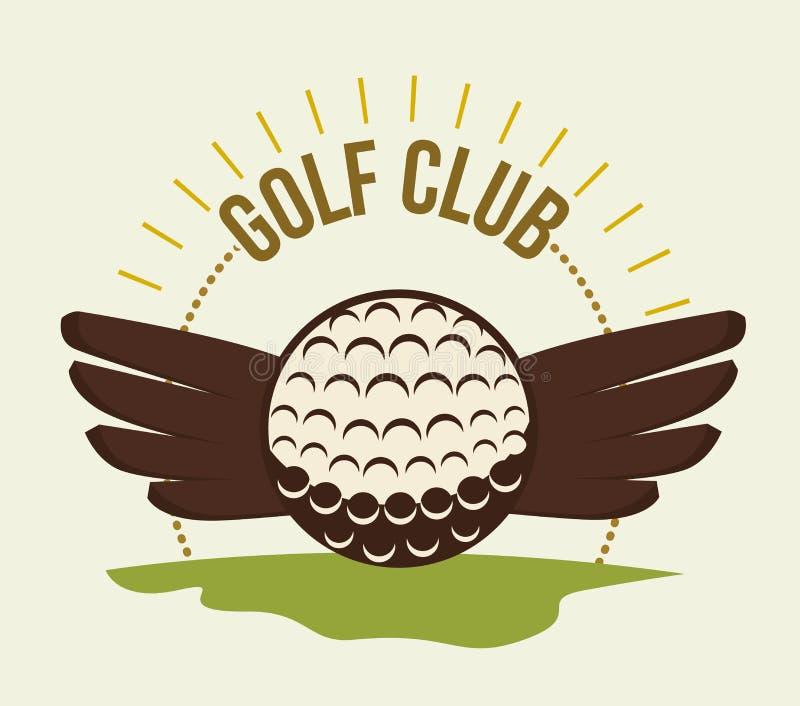 Download Αθλητικό παιχνίδι γκολφ κλαμπ γραφικό Απεικόνιση αποθεμάτων - εικονογραφία από απεικόνιση, πρωτάθλημα: 62702577