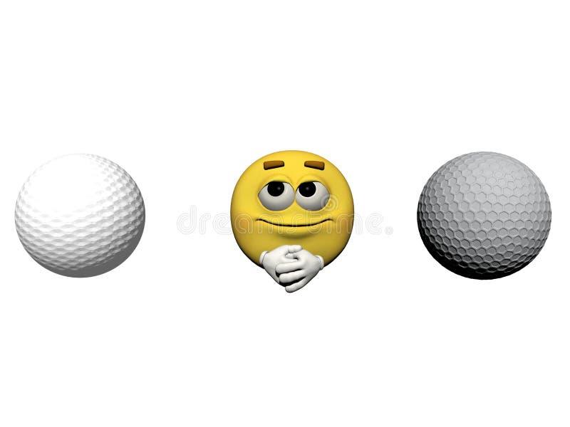 Αθλητισμός Emoticon - τρισδιάστατος δώστε διανυσματική απεικόνιση