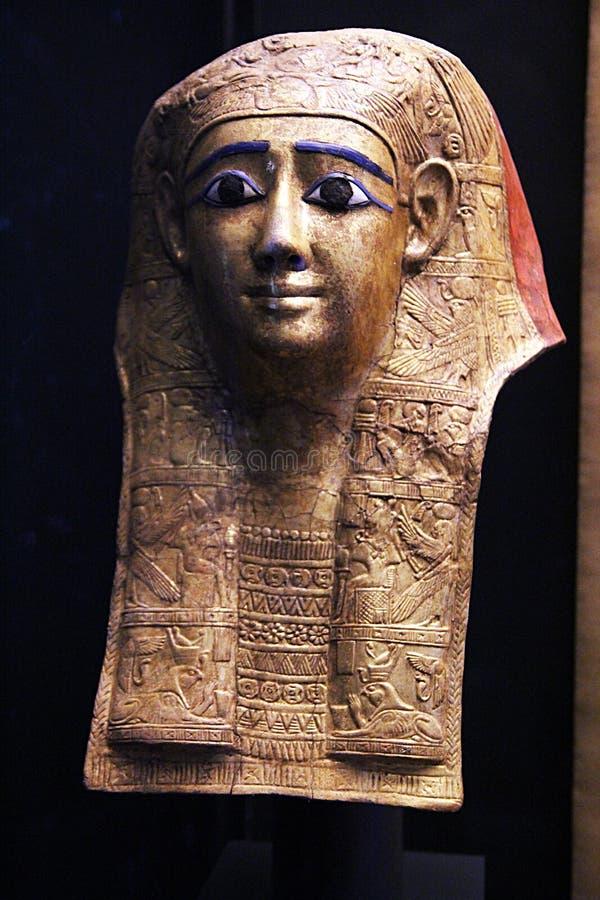 αιγυπτιακή μάσκα στοκ φωτογραφία με δικαίωμα ελεύθερης χρήσης