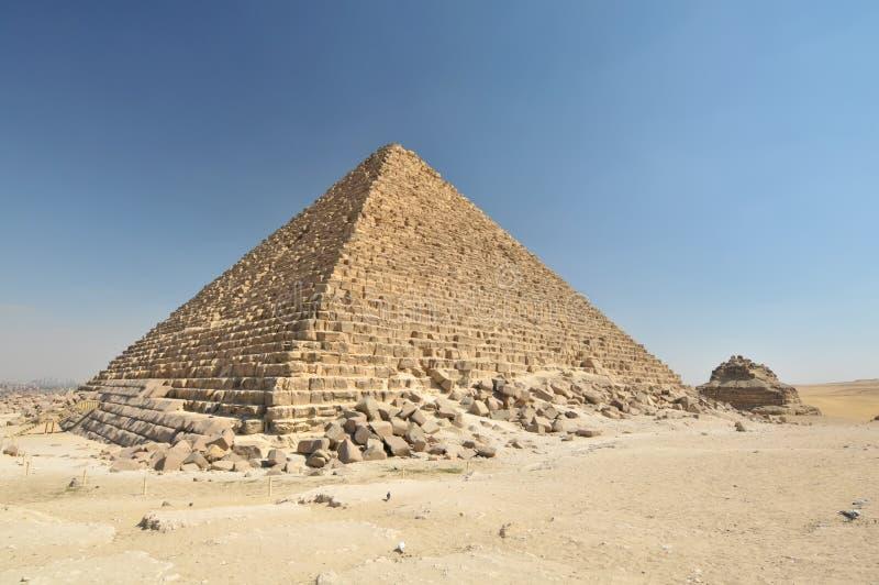 αιγυπτιακή πυραμίδα στοκ φωτογραφία