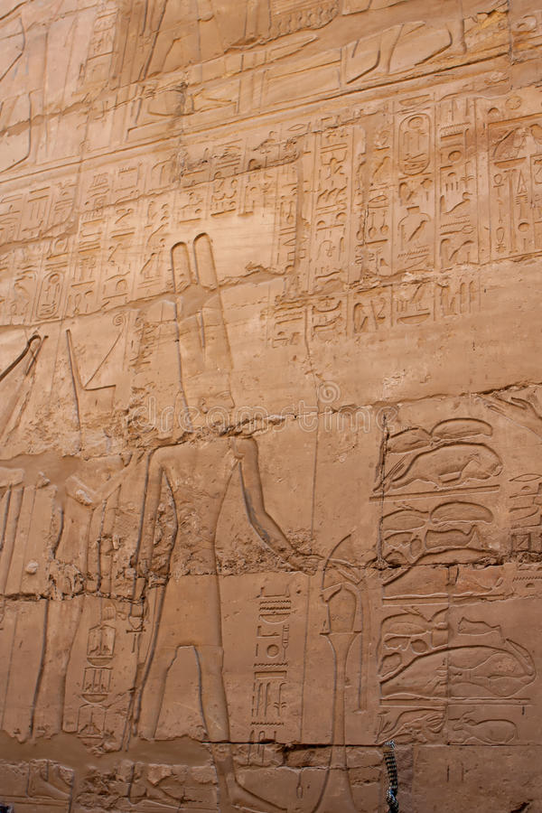 αιγυπτιακή σύσταση νωπο&gamm στοκ εικόνα με δικαίωμα ελεύθερης χρήσης