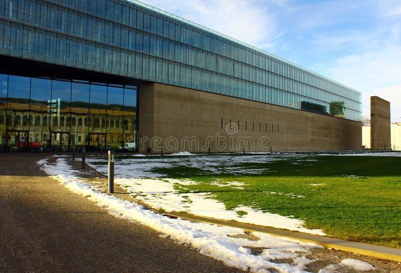 Αιγυπτιακό μουσείο, Μόναχο, Γερμανία στοκ εικόνες