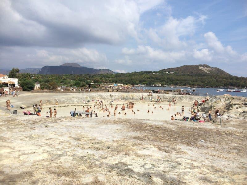 αιολικά νησιά στοκ φωτογραφίες με δικαίωμα ελεύθερης χρήσης