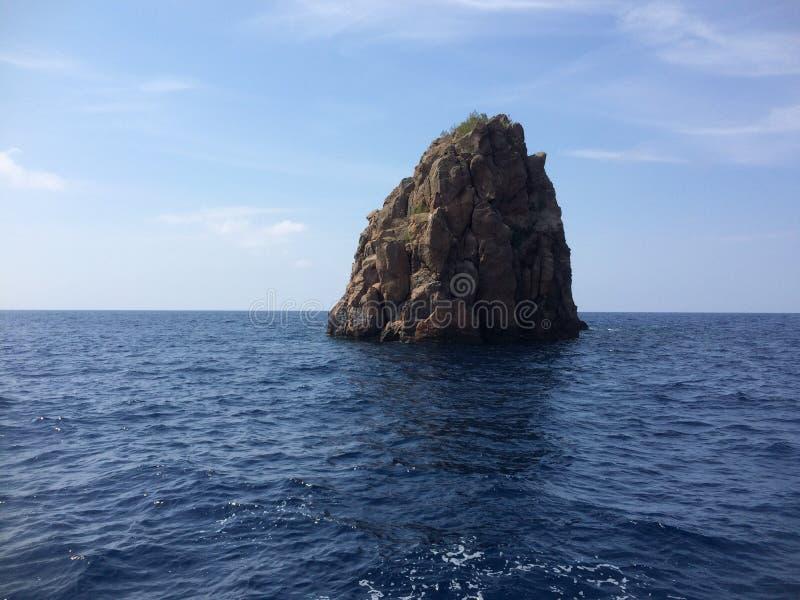 αιολικά νησιά στοκ φωτογραφία