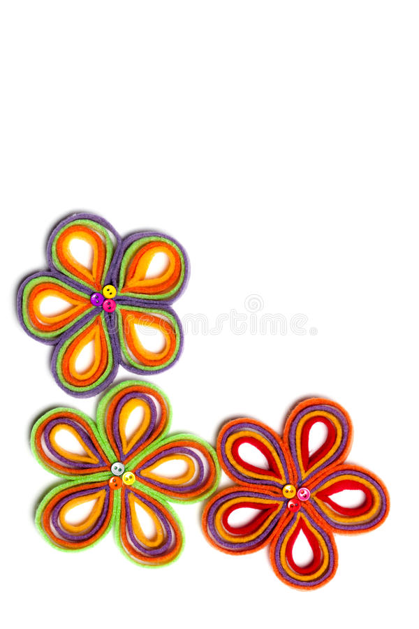 Αισθητά επεξεργασμένα λουλούδια στοκ εικόνες με δικαίωμα ελεύθερης χρήσης