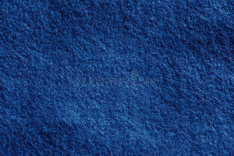 Αισθητή επιφάνεια στο μπλε ναυτικό χρώμα στοκ εικόνες