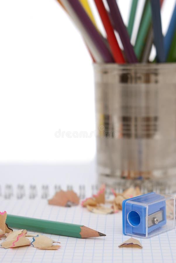 Αιχμηρό μολύβι στοκ φωτογραφία με δικαίωμα ελεύθερης χρήσης