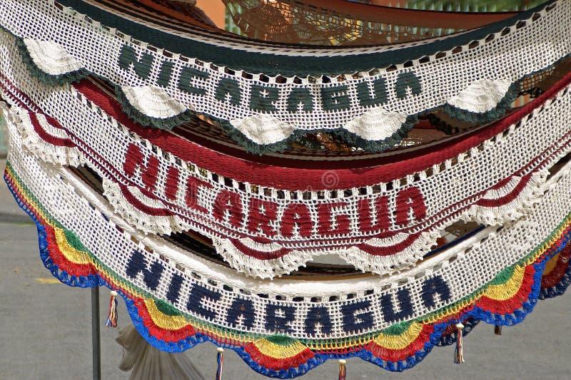 Αιώρες, Νικαράγουα στοκ εικόνα