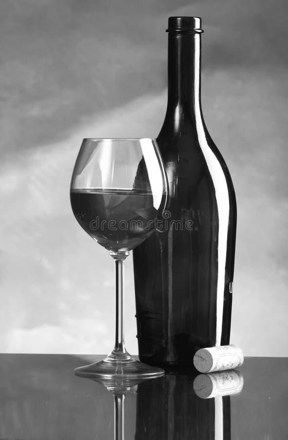ακίνητο κρασί ζωής γυαλι&om στοκ εικόνες με δικαίωμα ελεύθερης χρήσης