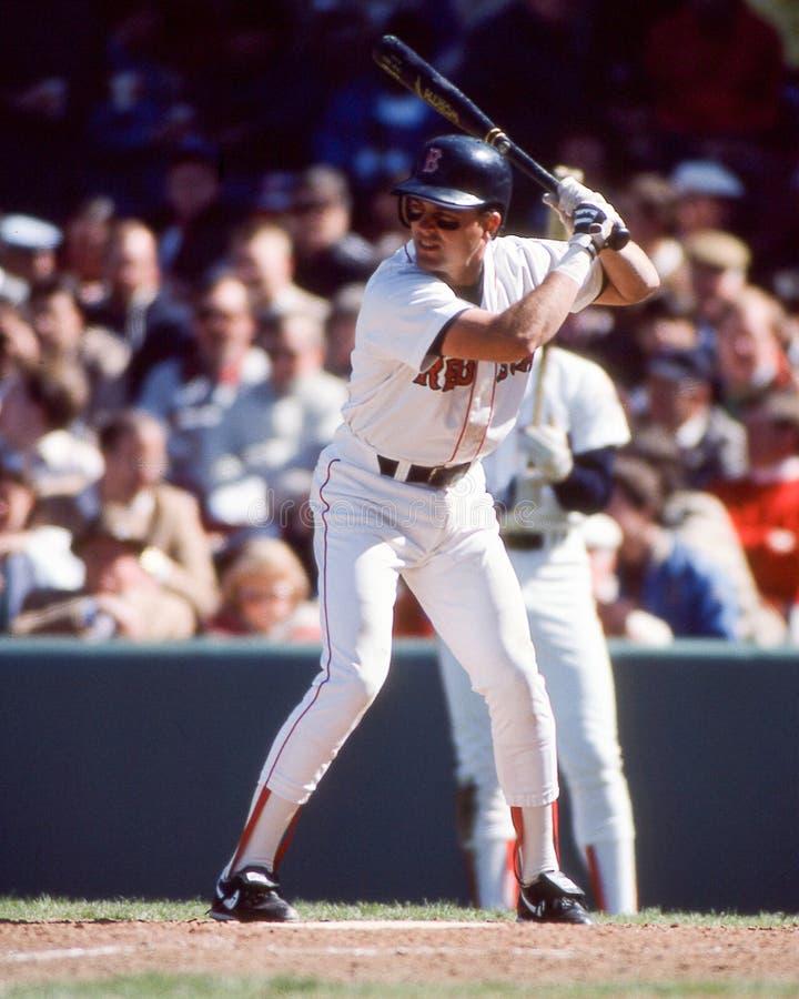 Ακίδα Owen Boston Red Sox στοκ εικόνες