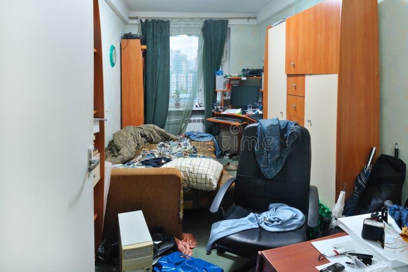 ακατάστατο δωμάτιο στοκ φωτογραφία