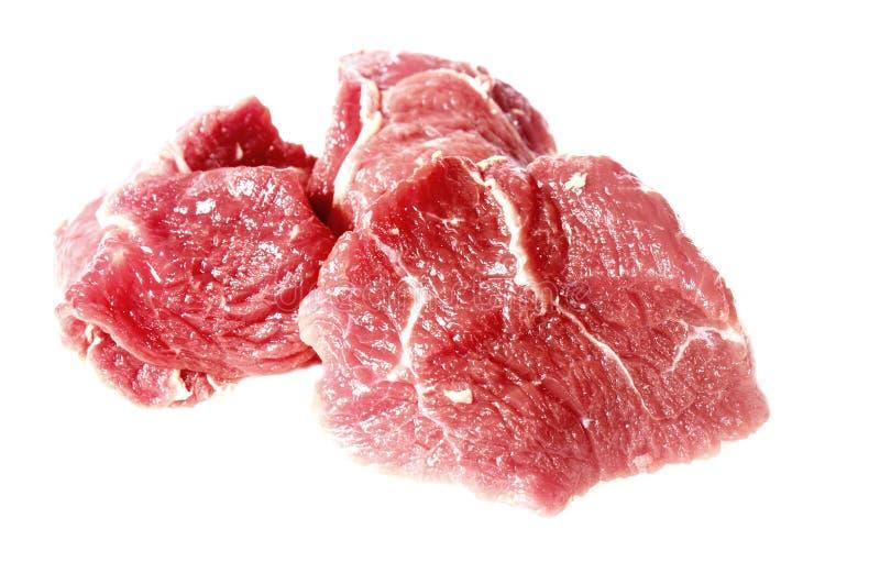 Ακατέργαστο βόειο κρέας στοκ φωτογραφίες με δικαίωμα ελεύθερης χρήσης