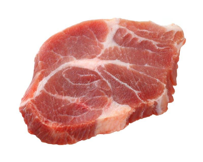 Ακατέργαστο κρέας στοκ φωτογραφία