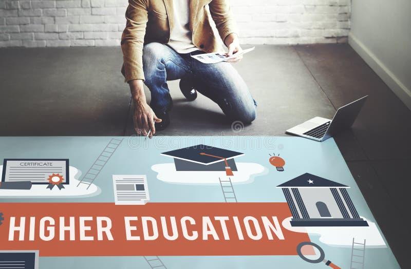 Ακαδημαϊκή έννοια οικονομικής βοηθού αγάμων τριτοβάθμιας εκπαίδευσης στοκ φωτογραφίες με δικαίωμα ελεύθερης χρήσης