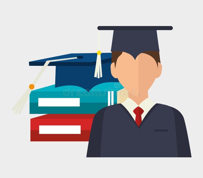 ακαδημαϊκό σχέδιο τελειότητας απεικόνιση αποθεμάτων