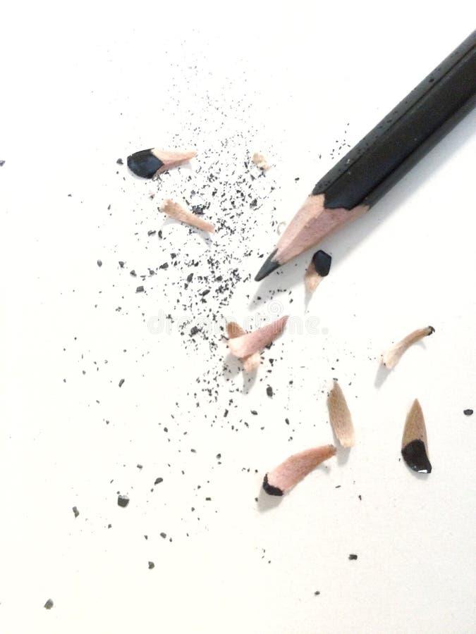 ακονισμένο μολύβι στοκ φωτογραφία με δικαίωμα ελεύθερης χρήσης