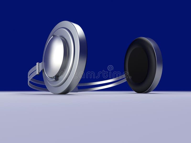 Download ακουστικά απεικόνιση αποθεμάτων. εικονογραφία από ηλεκτρονικός - 13189197