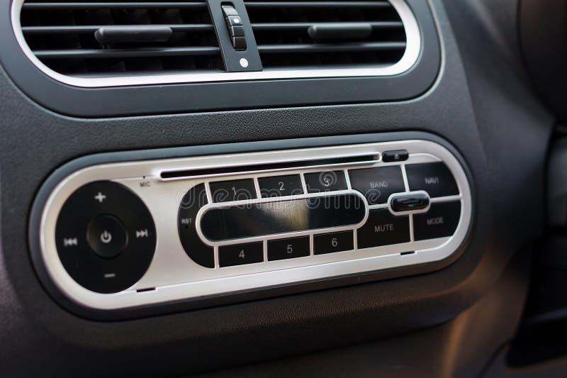 Ακουστική επιτροπή αυτοκινήτων στοκ φωτογραφία με δικαίωμα ελεύθερης χρήσης