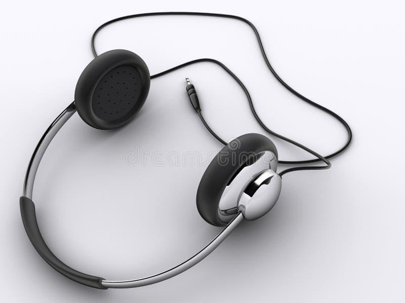 Ακουστικό 4 στοκ εικόνες με δικαίωμα ελεύθερης χρήσης