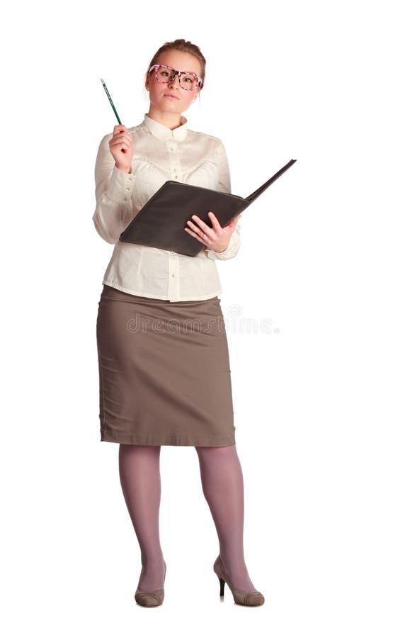 ακριβής δάσκαλος κλάση&sigma στοκ εικόνα με δικαίωμα ελεύθερης χρήσης
