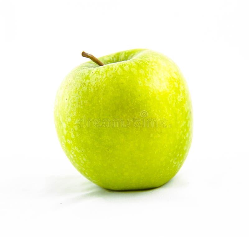 Ακριβώς ένα μήλο στοκ εικόνες