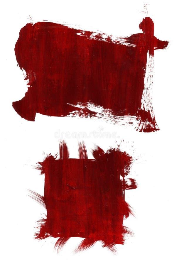 ακρυλικό πλαισιωμένο χρώμ στοκ φωτογραφία με δικαίωμα ελεύθερης χρήσης