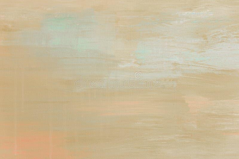 Ακρυλικό υπόβαθρο ζωγραφικής ελεύθερη απεικόνιση δικαιώματος