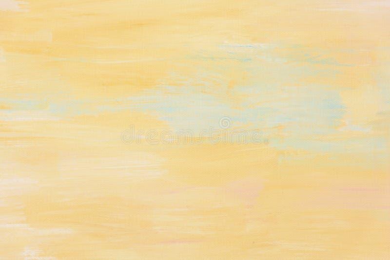 Ακρυλικό υπόβαθρο ζωγραφικής στοκ εικόνα με δικαίωμα ελεύθερης χρήσης