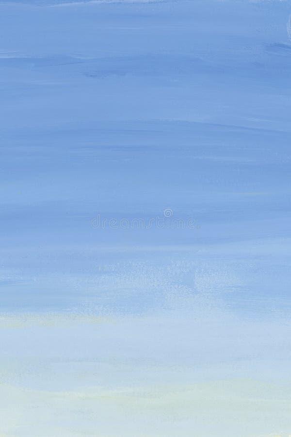 Ακρυλικό υπόβαθρο ζωγραφικής στοκ εικόνα