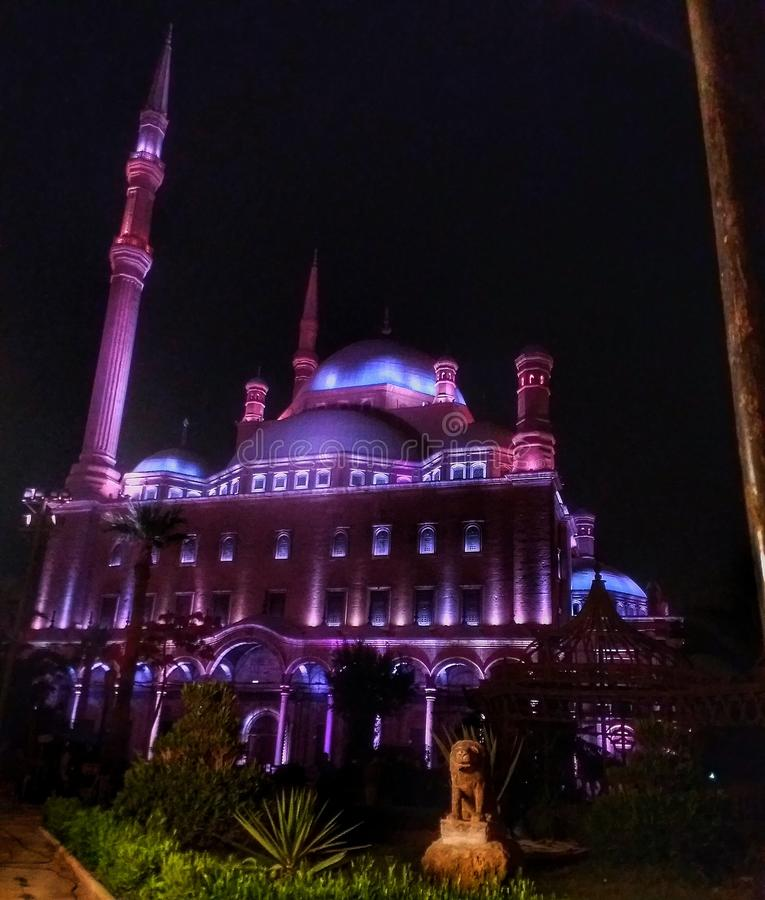 Ακρόπολη του Σαλαντίν alayoby στοκ εικόνα