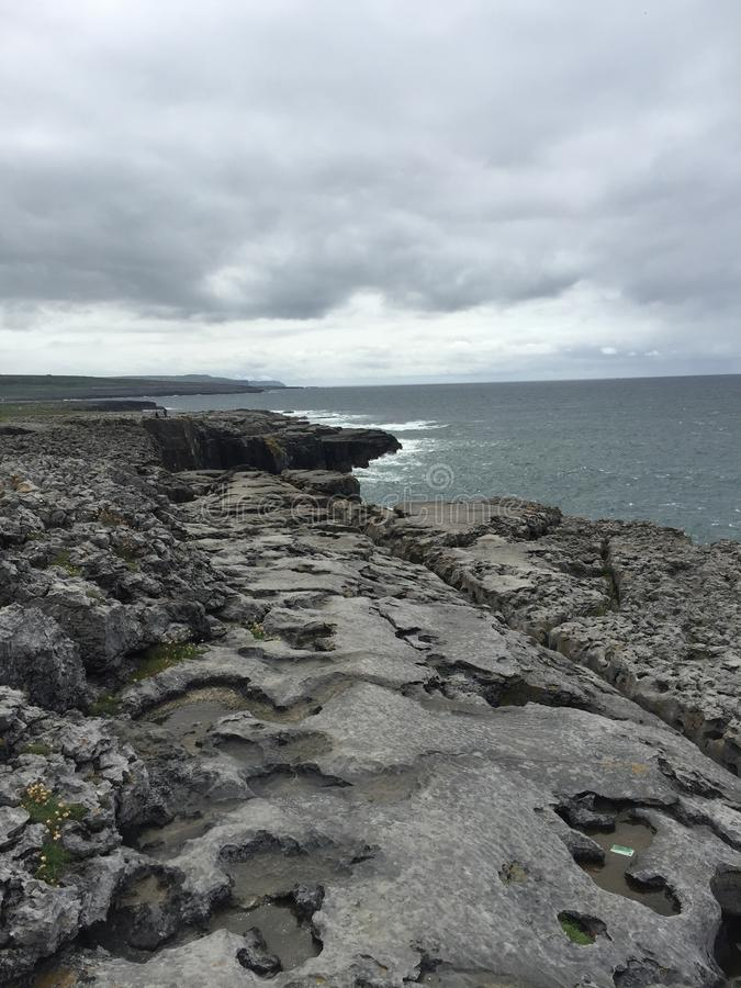 Ακτές της Ιρλανδίας στοκ φωτογραφία με δικαίωμα ελεύθερης χρήσης