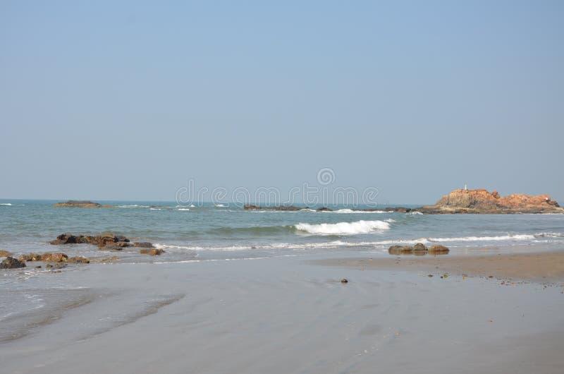 Ακτή Ινδικού Ωκεανού στοκ εικόνες