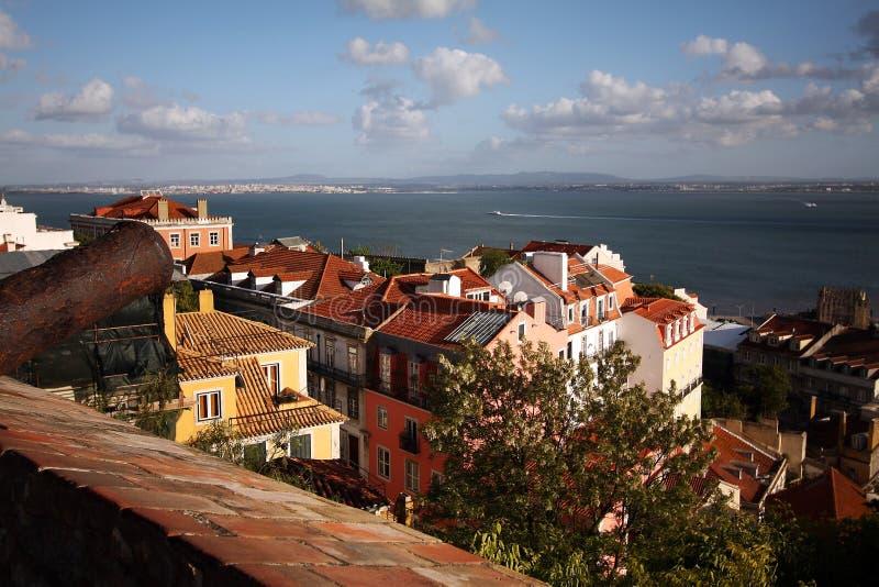 ακτή Λισσαβώνα στοκ φωτογραφίες με δικαίωμα ελεύθερης χρήσης