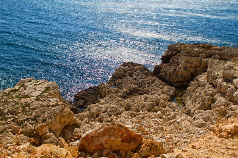 Ακτή Μαύρης Θάλασσας στοκ φωτογραφίες