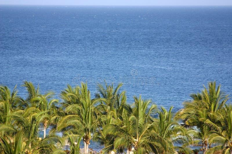 ακτή Μεξικό στοκ φωτογραφία