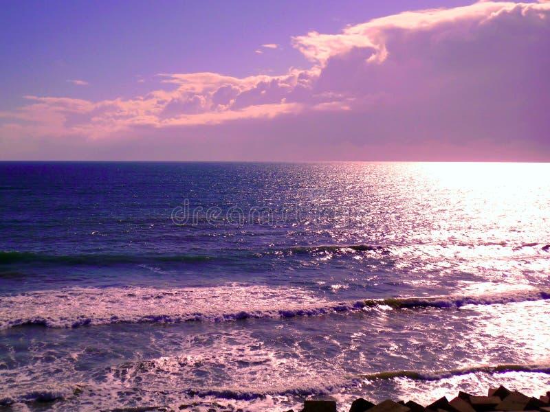 Ακτή του Καντίζ, Ανδαλουσία Ισπανία στοκ φωτογραφίες με δικαίωμα ελεύθερης χρήσης