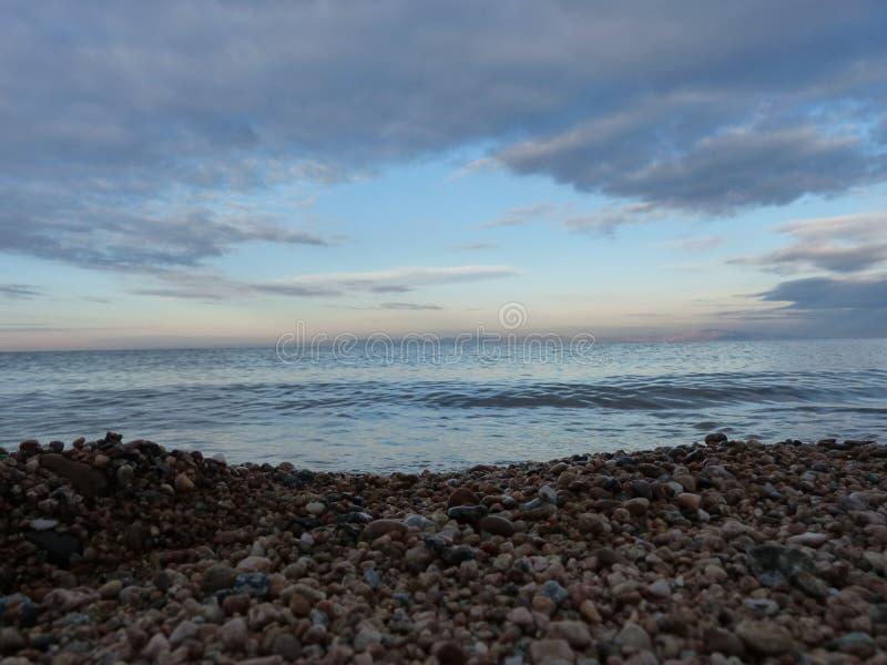 Ακτή Baikal στοκ εικόνες