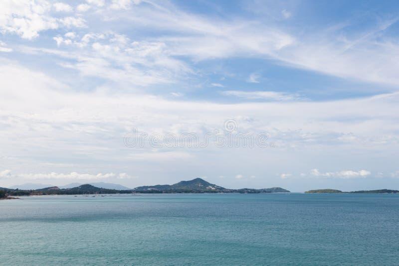 Ακτή Koh Samui στοκ φωτογραφία με δικαίωμα ελεύθερης χρήσης