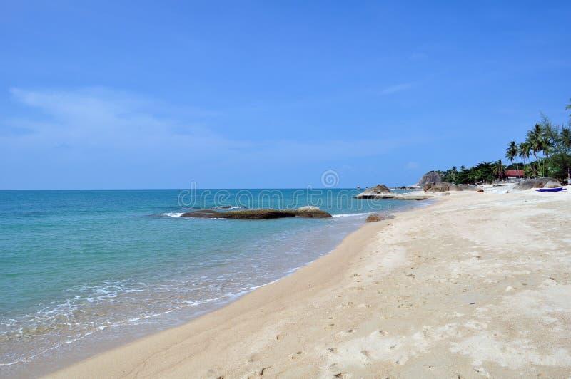 Ακτή Koh Samui στοκ εικόνες